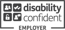 Image/Logo related to 'Disability Confident Employer'