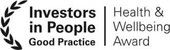 Image/Logo related to 'Investors in People Good Practice – Health & Wellbeing Award'